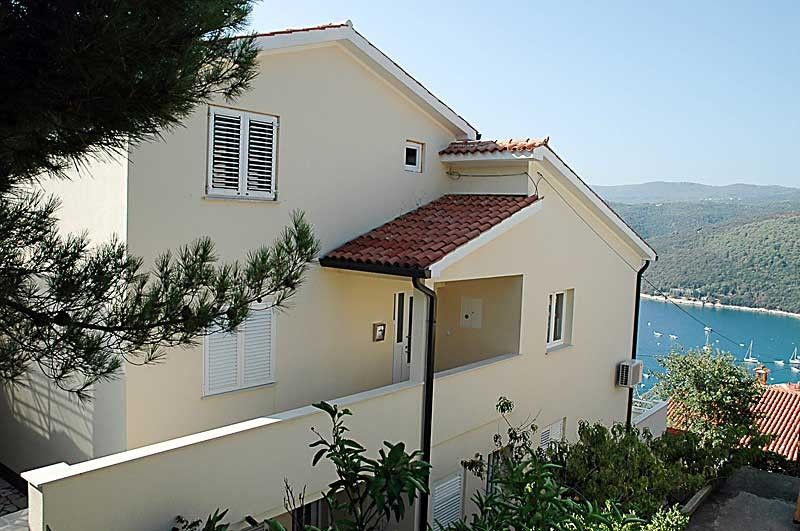 Apartments Rabac & Labin - Comfortable apartment with beautiful sea view
