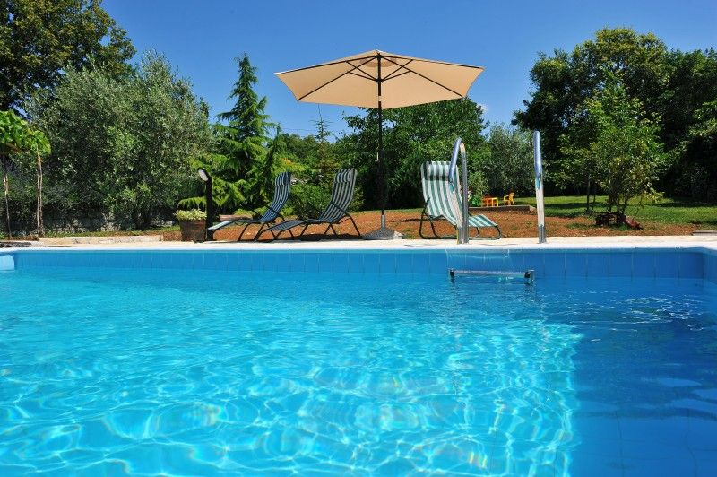 Holiday Homes Rabac & Labin - Holiday Home for 7 persons with Swimming pool in Labin-Rabac area