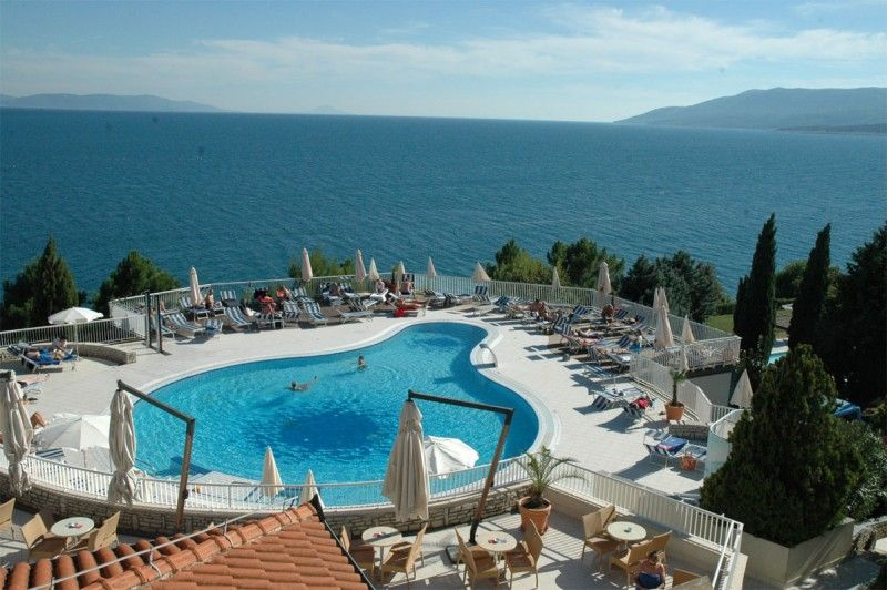 Hotely Rabac a Labin - VALAMAR BELLEVUE HOTEL & RESIDENCE