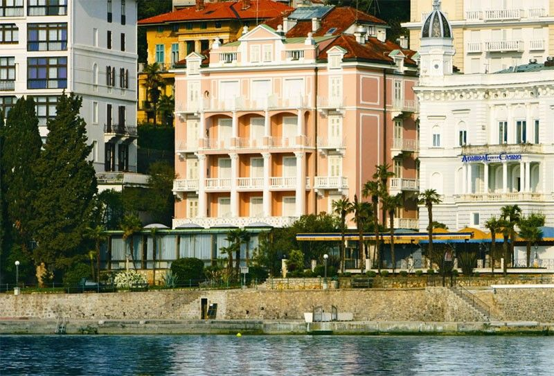 Hotels Opatija and surroundings - HOTEL RESIDENZ