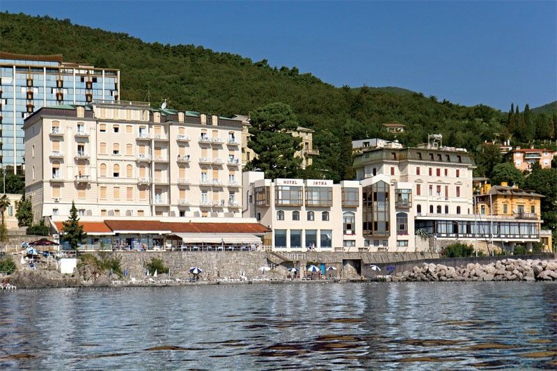 Hotels, Opatija, Opatija and surroundings - HOTEL ISTRA