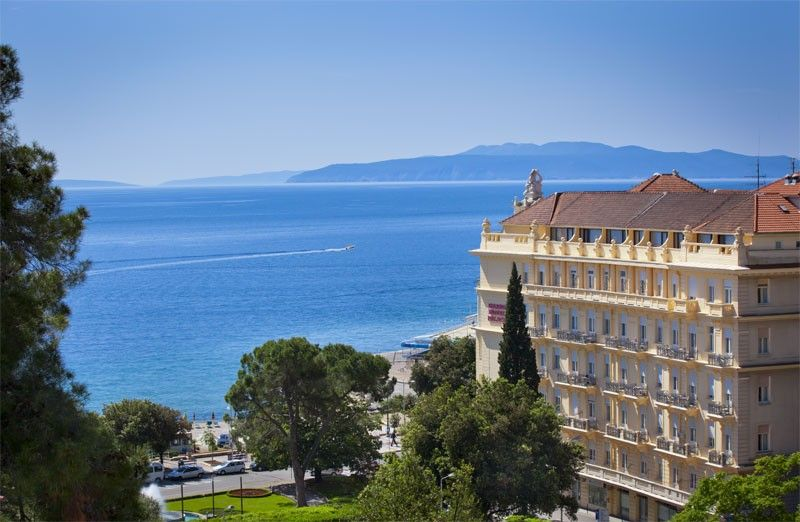 Hotels, Opatija, Opatija and surroundings - HOTEL PALACE BELLEVUE