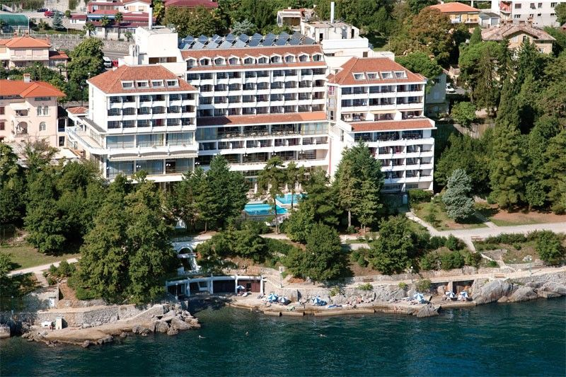 Hotels, Lovran, Opatija and surroundings - REMISENS FAMILY HOTEL EXCELSIOR