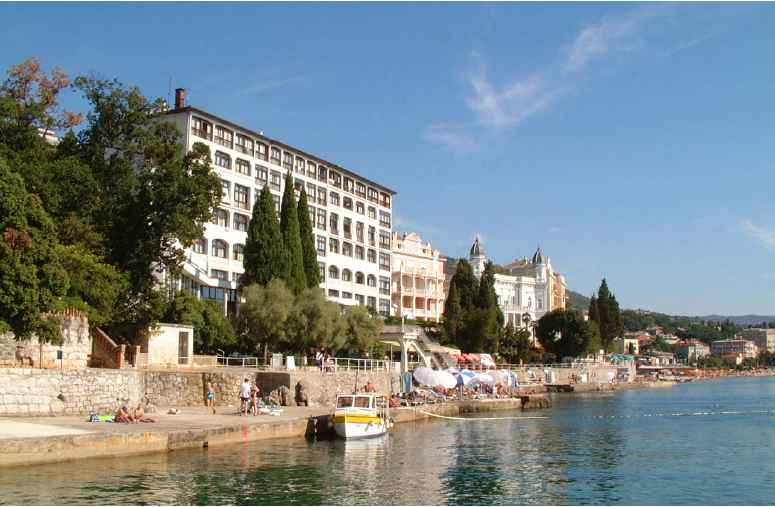Hotels, Opatija, Opatija and surroundings - REMISENS REVITAL HOTEL KRISTAL