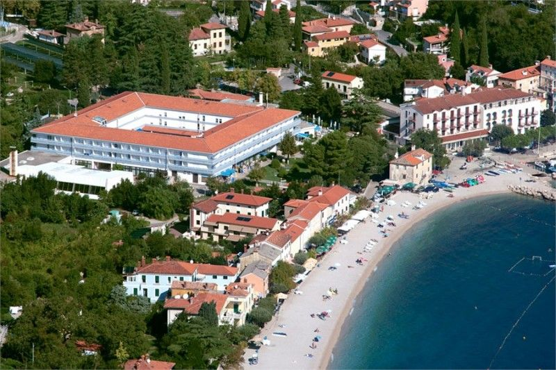 Hotels Opatija and surroundings - REMISENS FAMILY HOTEL MARINA