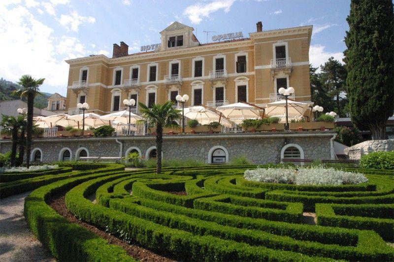 Hotels, Opatija, Opatija und Umgebung - HOTEL OPATIJA