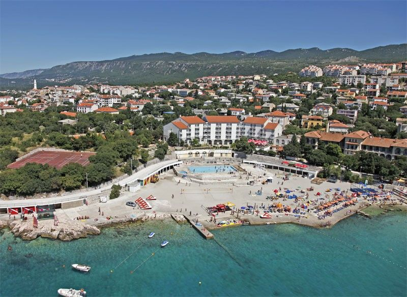 Hotels, Novi Vinodolski, Crikvenica and surroundings - HOTEL LISANJ