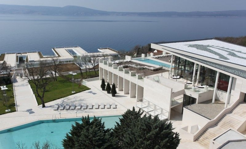 Hotely Crikvenica a okolie - HOTEL THE VIEW - Novi Spa Hotels & Resort