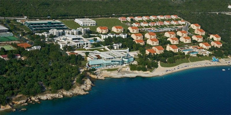 Hotels, Novi Vinodolski, Crikvenica and surroundings - Novi Spa Hotels & Resort-Family Apartments