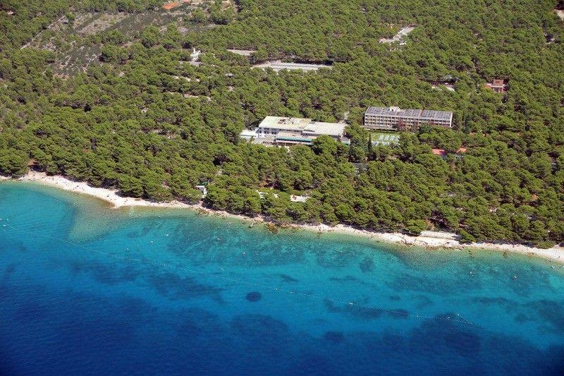 Hotels Makarska Riviera - HOTELOVÝ KOMPLEX ALEM