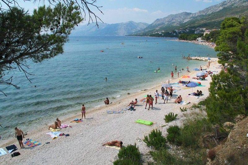 Hotelovy Komplex Alem Baska Voda Makarska Riviera Stredna