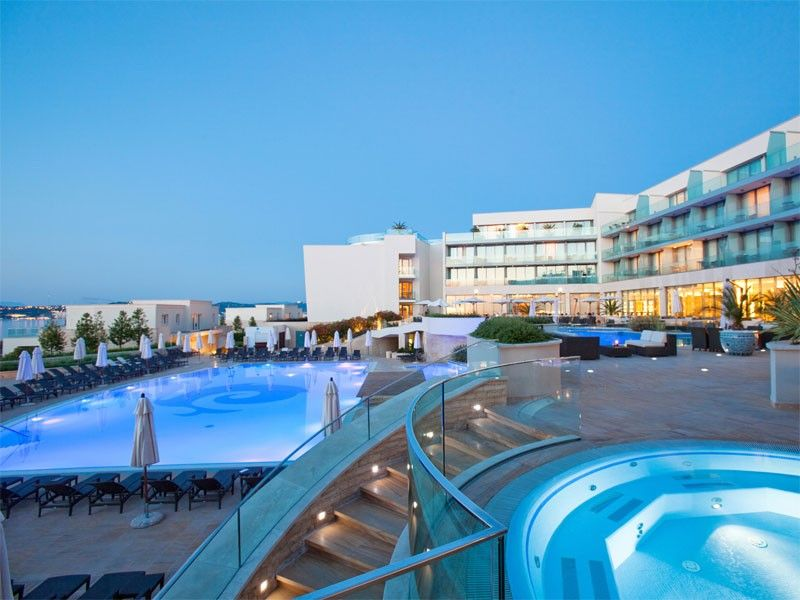 Hotels Umag and surroundings - KEMPINSKI HOTEL ADRIATIC