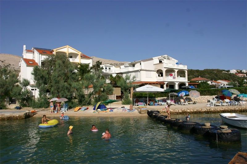 Hotels, Pag, Island of Pag - APARTHOTEL FRANE