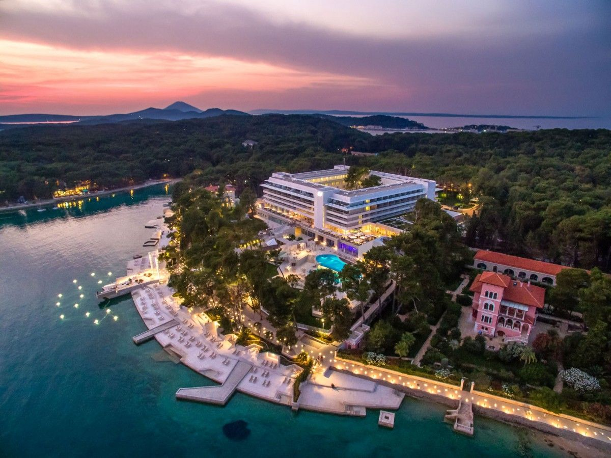 Hotels Island of Lošinj - SPA HOTEL BELLEVUE