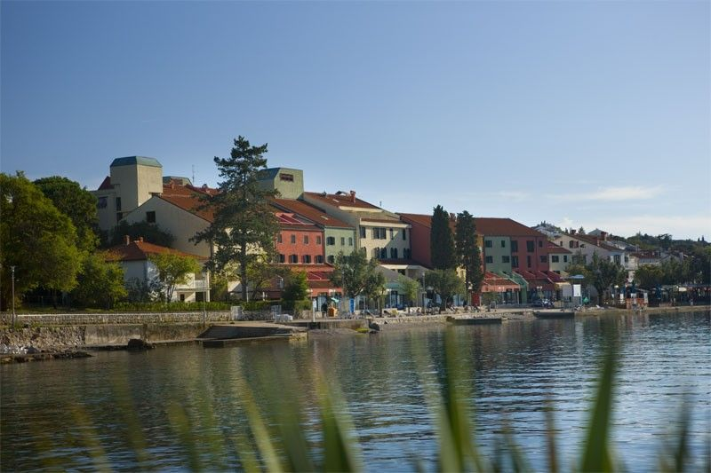 Hotels, Njivice, Island of Krk - HOTEL JADRAN, Njivice, Krk