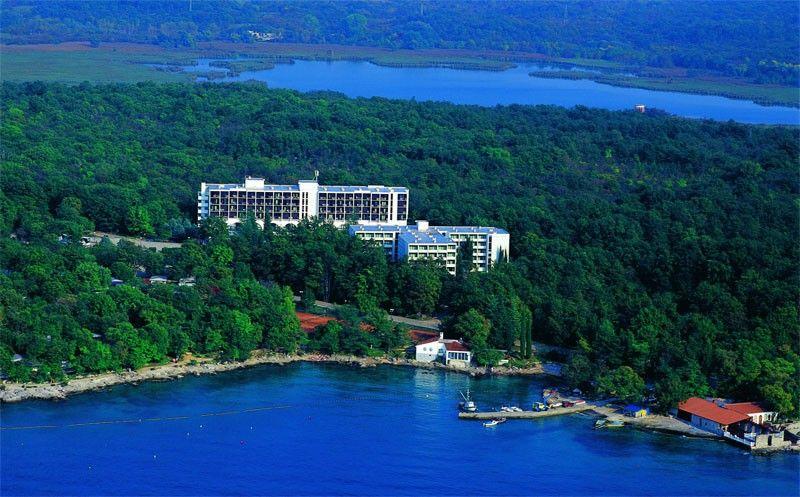 Alberghi, Njivice, Isola di Krk - HOTEL BELI KAMIK I & II