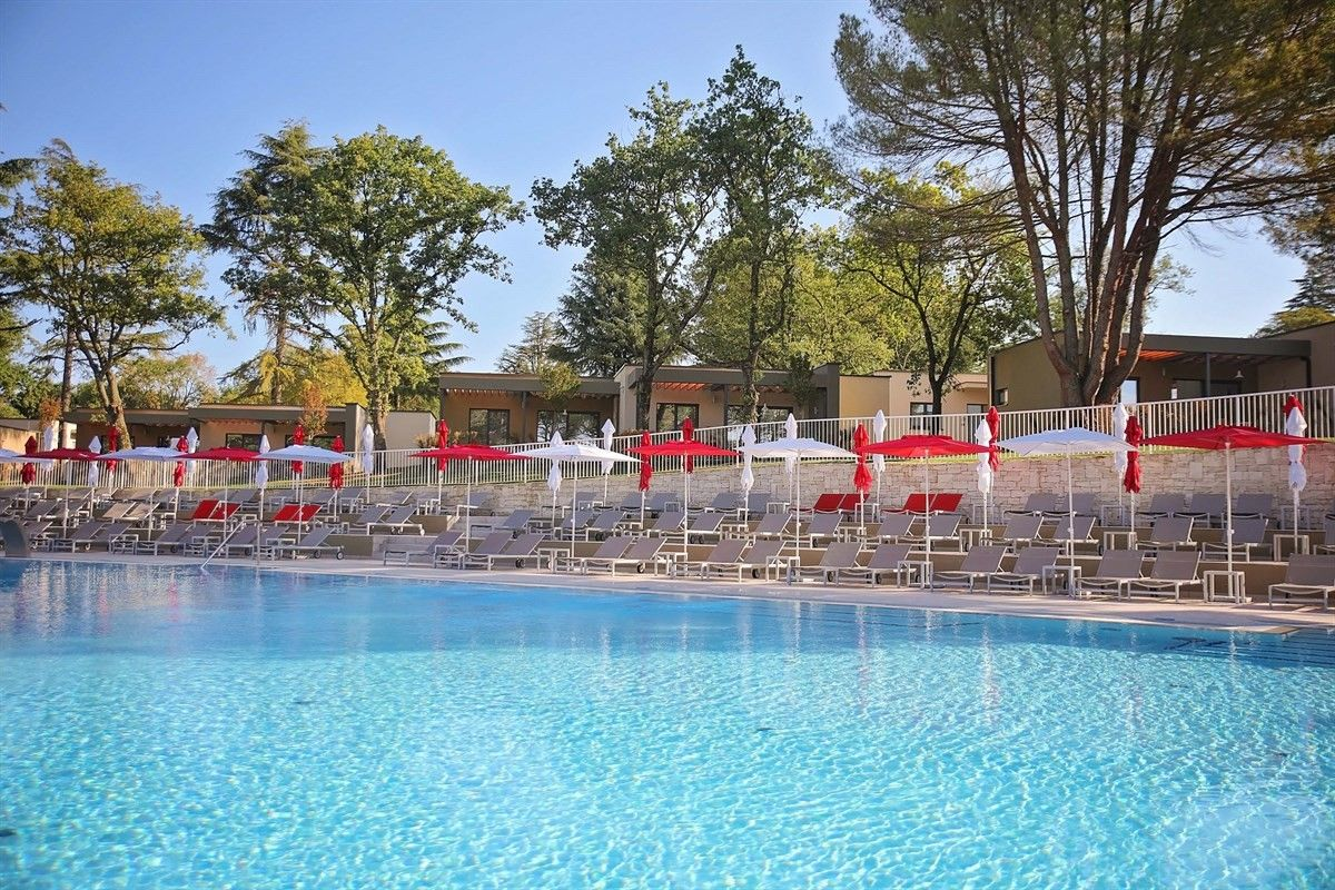 Resorts Poreč region - APARTMENTS PARK PLAVA LAGUNA