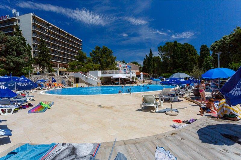 Hotels, Krk, Island of Krk - HOTEL COMPLEX DRAZICA