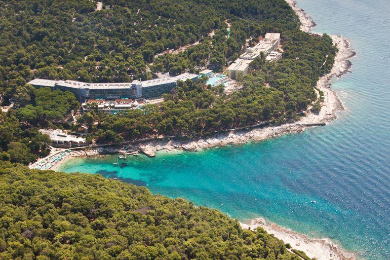 Hotely Ostrov Lošinj - WELLNESS & CONFERENCE HOTEL AURORA