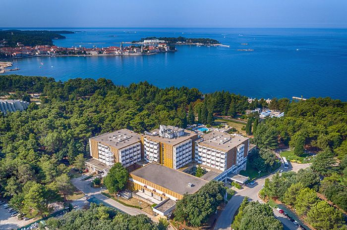 Hotely Poreč region - HOTEL PICAL