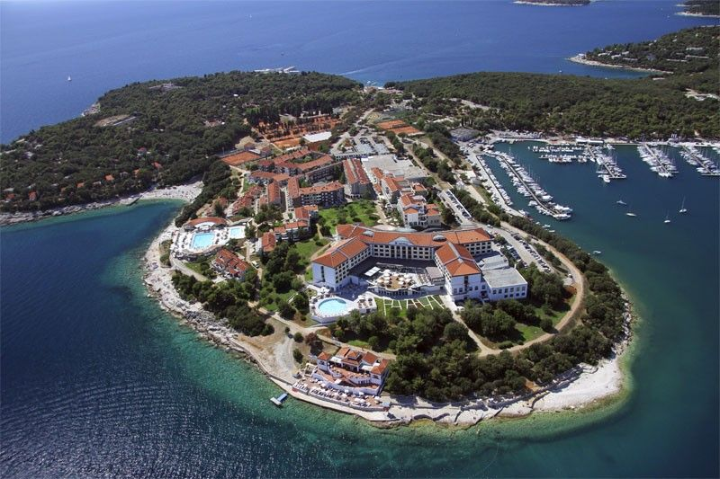 Hotels Pula & south Istria - PARK PLAZA HISTRIA