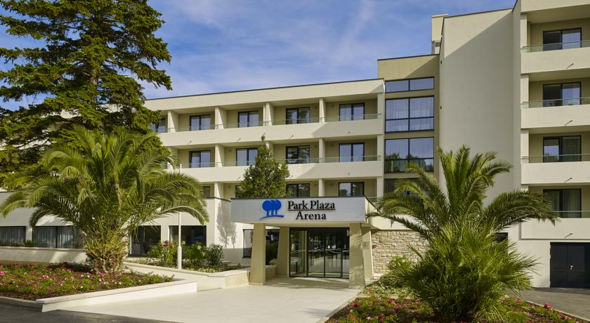 Hotels Pula & south Istria - HOTEL PARK PLAZA ARENA