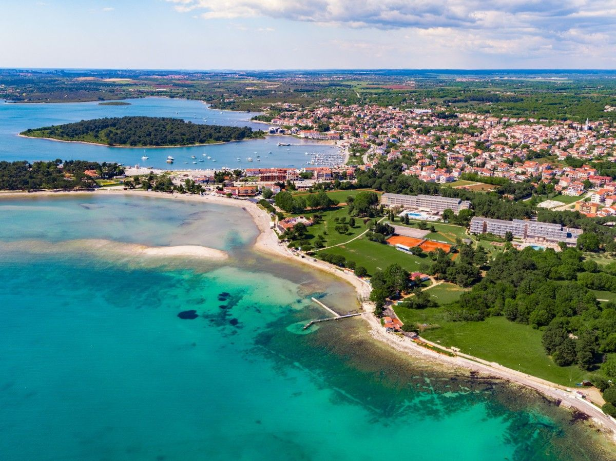 Hotels Pula & south Istria - HOTEL HOLIDAY