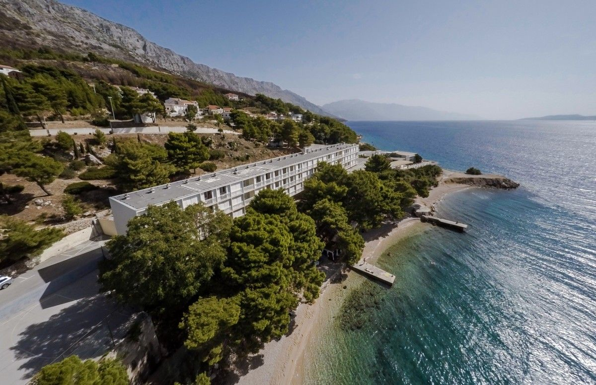 Resorts Riviera Omiš  - ALL INCLUSIVE HOLIDAY VILLAGE SAGITTA