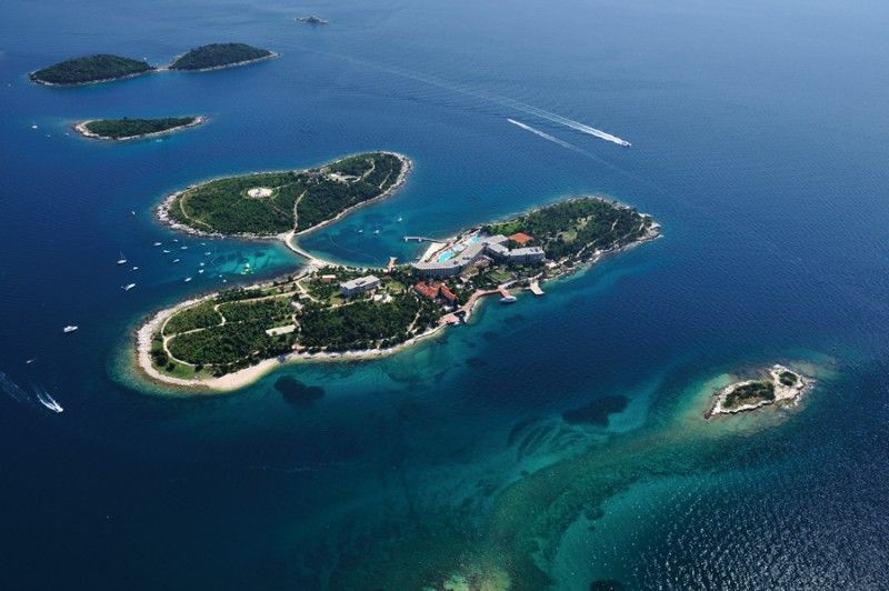 Hotels, Rovinj, Rovinj and surroundings - ISLAND HOTEL ISTRA, Rovinj
