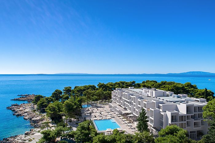 Hoteli, Suha Punta, Otok Rab - HOTEL CAROLINA - ADULTS ONLY
