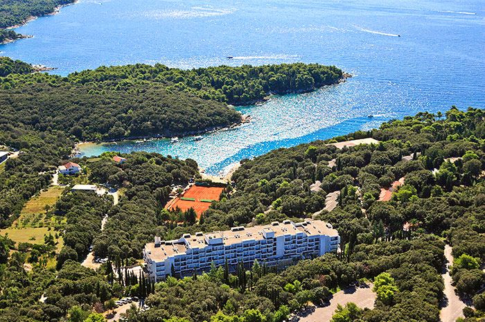 Hotels Island of Rab - HOTEL EVA