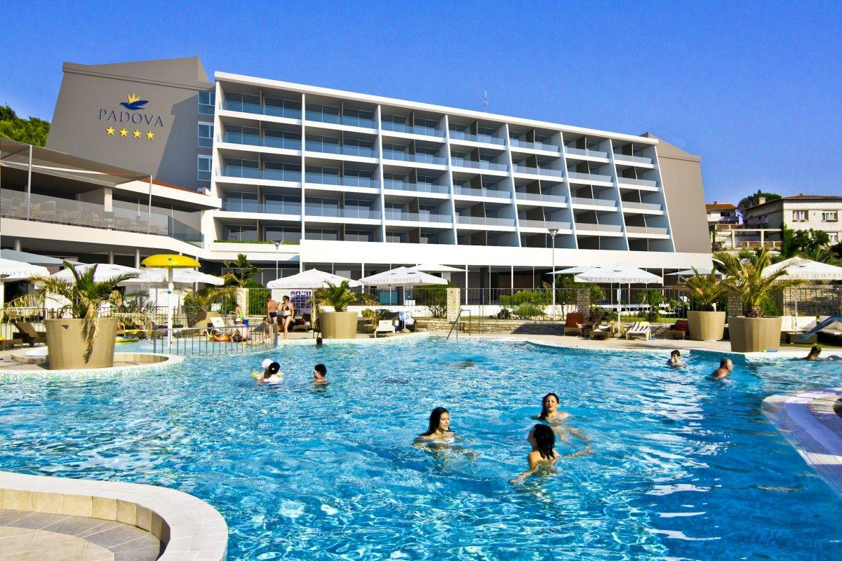 Hotely, Rab, Ostrov Rab - HOTEL PADOVA