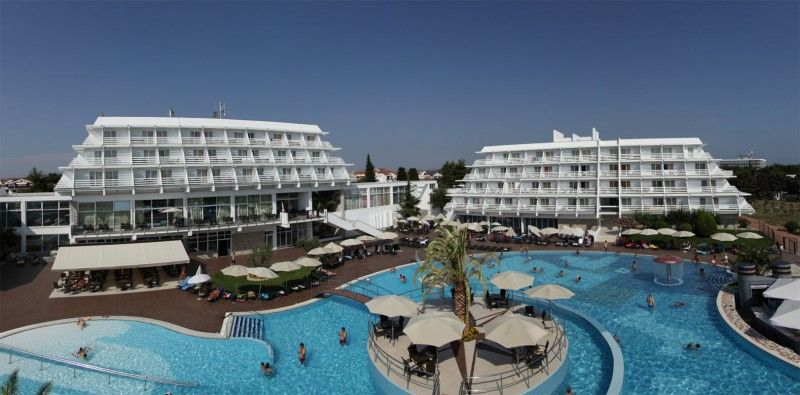 Hotels Vodice and surroundings - HOTEL OLYMPIA