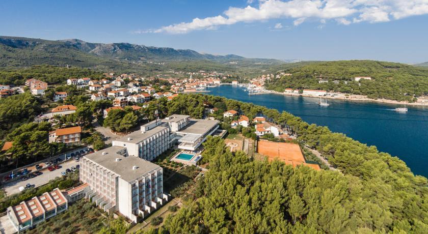 Hotely, Jelsa, Ostrov Hvar - HOTEL HVAR