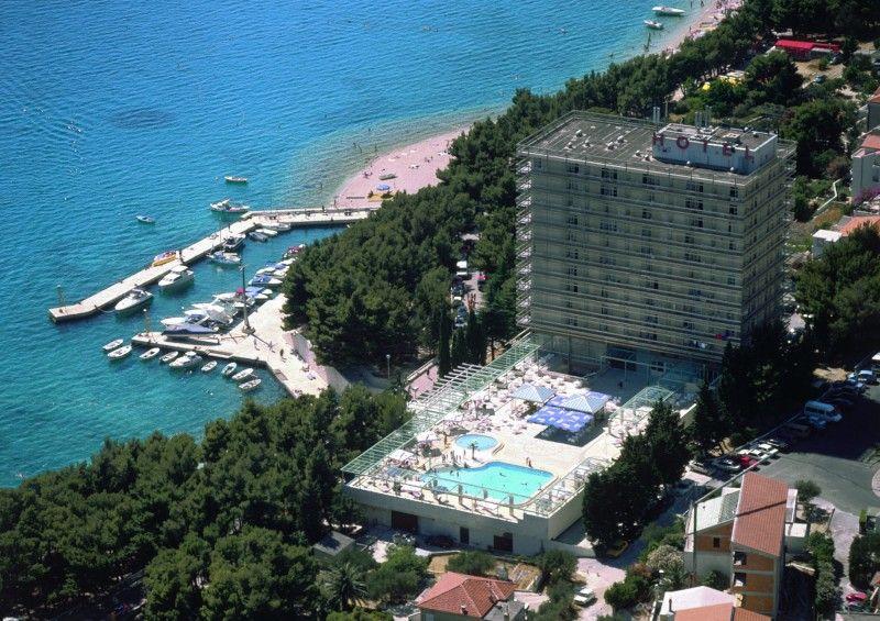 Hotely, Makarska, Makarská Riviéra - HOTEL DALMACIJA MAKARSKA