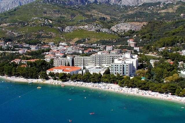 Hotely, Tučepi, Makarská Riviéra - BLUESUN HOTEL ALGA