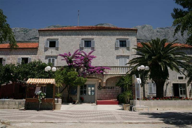 Hotely, Tučepi, Makarská Riviéra - BLUESUN HOTEL KASTELET