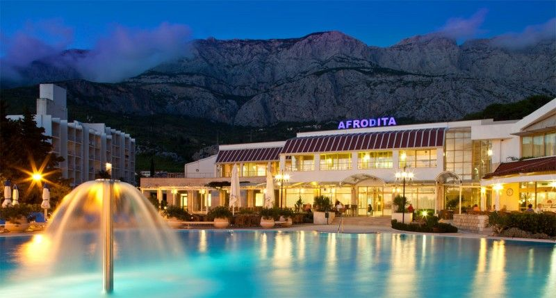 Hotels, Tučepi, Makarska Riviera - BLUESUN HOTEL KOMPLEX AFRODITA