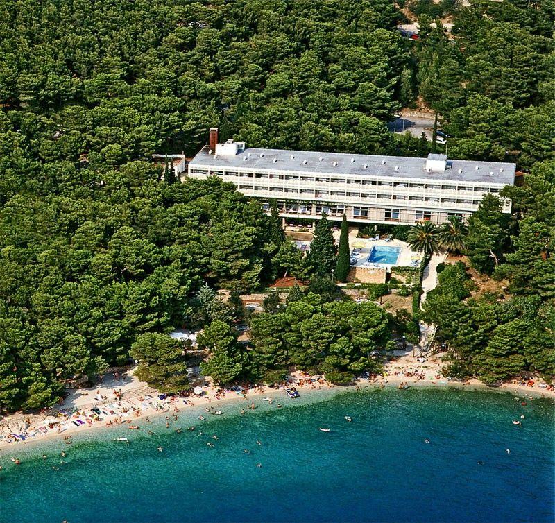 Hotely, Brela, Makarská Riviéra - BLUESUN HOTEL MAESTRAL