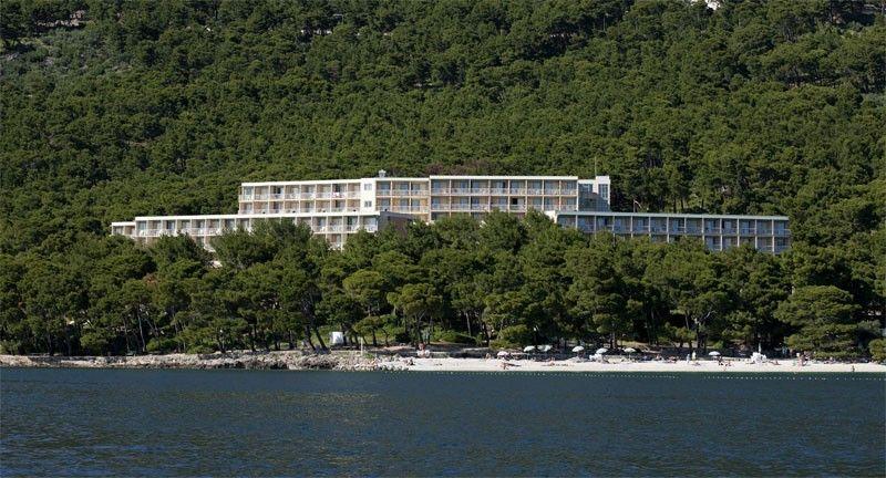 Hotely, Brela, Makarská Riviéra - BLUESUN HOTEL MARINA