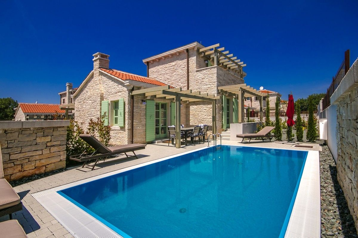 Holiday Homes, Ližnjan, Pula & south Istria - VILLA ZEUS