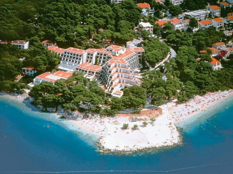 Hotely, Brela, Makarská Riviéra - BLUESUN HOTEL SOLINE