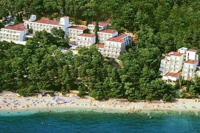Hoteli, Brela, Makarska Riviera - BLUESUN HOTEL BERULIA