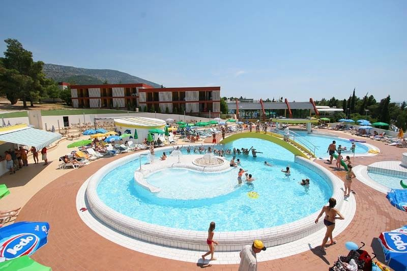 Hotely, Bol, Ostrov Brač - BLUESUN HOTEL BONACA