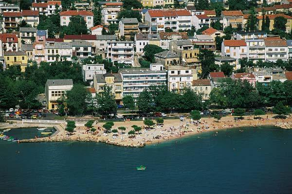 Hotels, Crikvenica, Crikvenica and surroundings - HOTEL ZAGREB