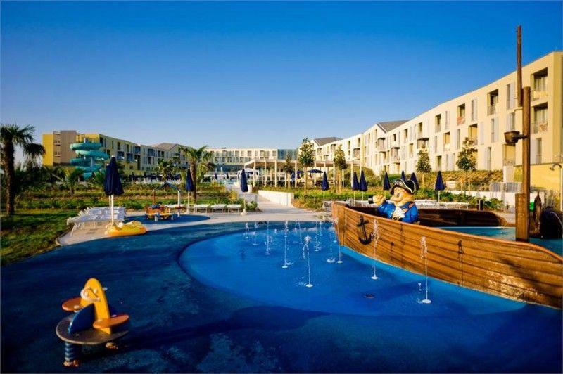 Hotely, Petrčane, Zadar - FALKENSTEINER FAMILY HOTEL DIADORA
