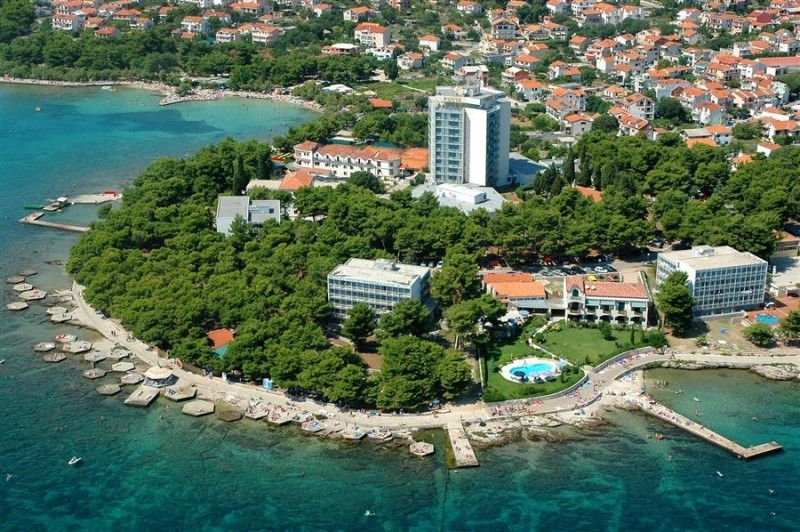 Hotels Vodice and surroundings - HOTEL PUNTA WELLNESS & SPA