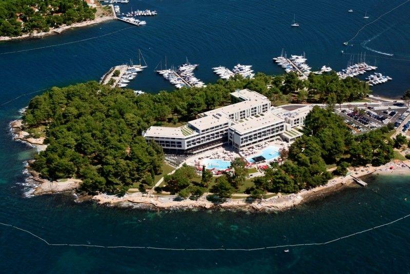 Hotels Poreč region - HOTEL LAGUNA PARENTIUM