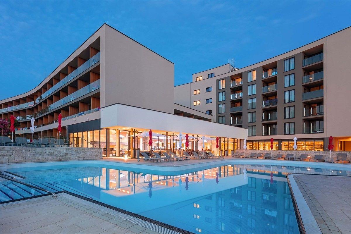 Hotely, Poreč, Poreč region - HOTEL PARK PLAVA LAGUNA