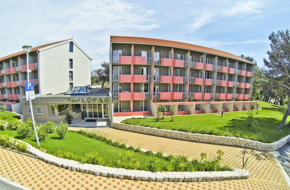 Hotels, Lopar, Island of Rab - FAMILY HOTEL LOPAR - TN SAN MARINO